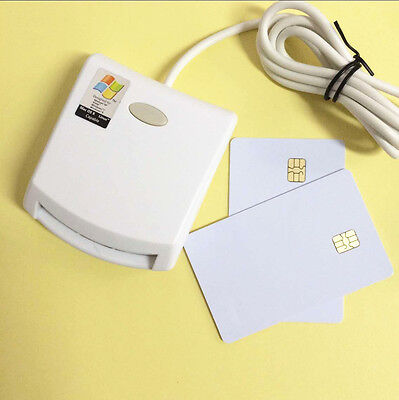Contact EMV SIM eID Smart Chip Card Reader Writer N99 For ISO7816 card
