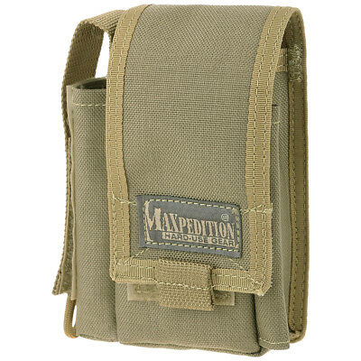 Maxpedition TC-9 Army Utility Pouch Travel Tool Organizer MOLLE Waist Pack Khaki