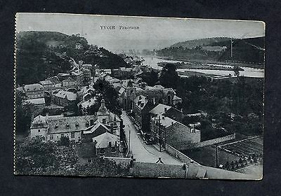 C1920's View of Yvoir & River, Namur, Belgium.