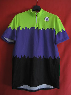 Maillot cycliste CASTELLI Vintage années 90 ancien cycling Jersey Oldschool - XL
