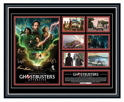 Modern Family Cast Signed Limited Edition Framed Memorabilia