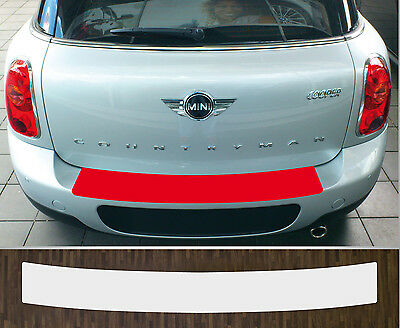 clear protective foil bumper transparent Mini Countryman R60, Year ab 2010