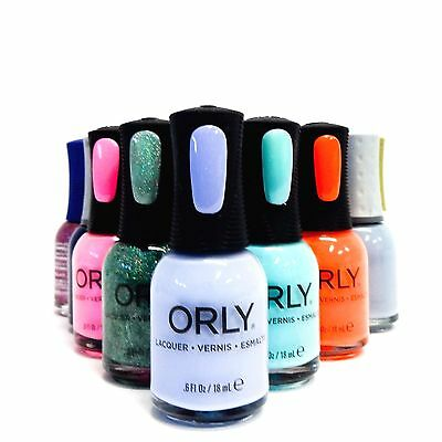 Orly Nail Polish Lacquer Colors of Your Choice 20001 to 20309 .6oz/18mL