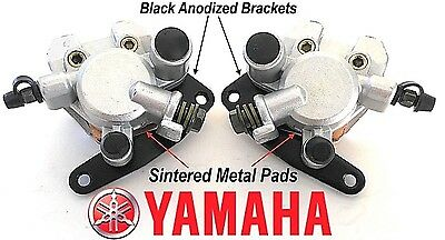 Front Brake Caliper Yamaha Banshee Big Bear Bruin Grizzly Raptor 350 Warrior