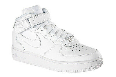 NIKE AIR FORCE 1 MID GS 314195 113 Colore Bianco EUR 79,00
