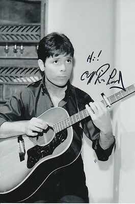Sir Cliff Richard Hand Signed 6X4 Photo 3.