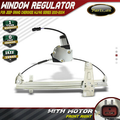 Window Regulator Assembly for Jeep Grand Cherokee WG 2001-2004 Front Right