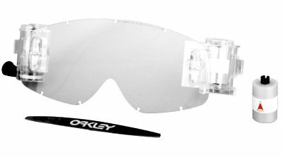 Oakley NEW Mx O Frame Motocross Roll-Offs Goggles Accessory O-Frame Roll Off Kit