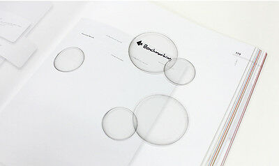 """Bubble Post it -  transparent  Sticky Note """"New!"""""""
