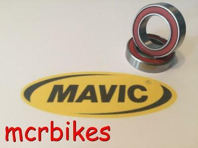 Mavic Ksyrium / Cosmic Carbone Sls Bicycle Rear Wheel Hub Bearing Kit