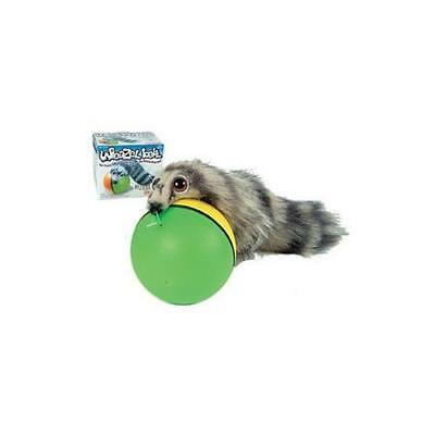Weazel Ball - The Weasel Rolls with Ball New