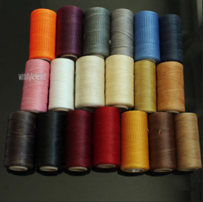 Waxed Sewing Thread Heavy Duty For Chisel AWL Upholstery Shoes Luggage Leather