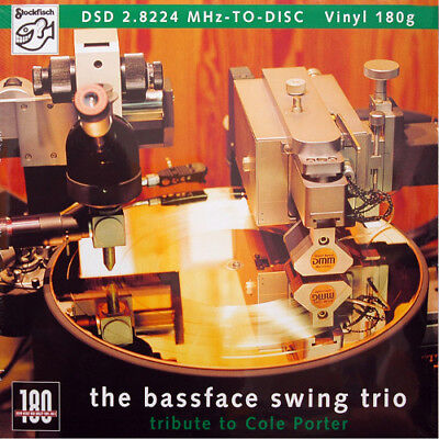 STOCKFISCH | The Bassface Swing Trio - Tribute To Cole Porter 180g LP NEU