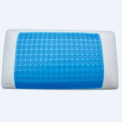 Aidapt Memory Foam Cooling Pillow With Gel Pad Keeps You Cool In Summer