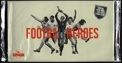 Royal Mail Stamps Football Heroes