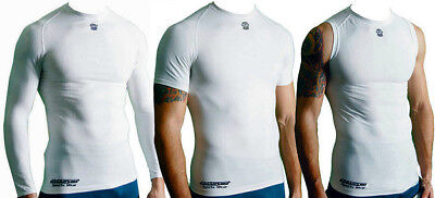 Cycling Undershirt Baselayer Softprim Compression Early Winter Made in Spain MSC