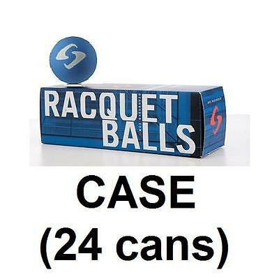 Gearbox Racquetballs (24 boxes) 3 pack  Electric Blue