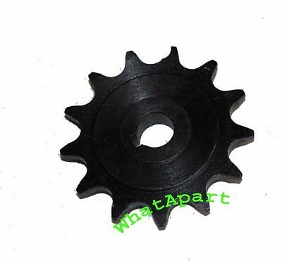 """13 Tooth 11mm Bore Sprocket for 1/2""""x1/8"""" Bicycle Chain for electric scooter"""