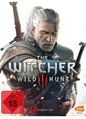 The Witcher 3 Wild Hunt EU GOG PC CD Key Code [DE/EU] Witcher III