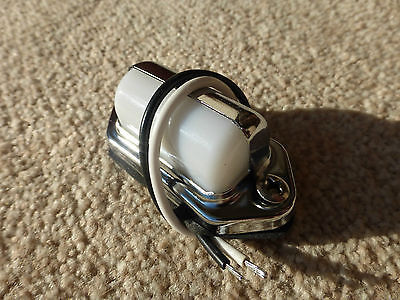 LandRover VW Bay Classic Camper Car Universal Courtesy Light LED Stainless Steel