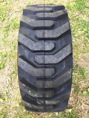 1 NEW Galaxy Beefy Baby III 10X16.5 Skid Steer Tire 10-16.5 heavy duty-series 3