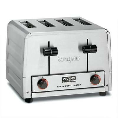Waring 4 Slice Toaster, Heavy Duty, Commercial Kitchen Equipment, Toasters
