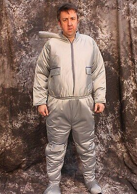 Spaceman Costume Astronaut Fancy Dress Ex Hire Costume Carnival World Book Day
