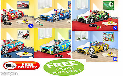 Car bed designs for Kids Toddlers and Baby Lowest priced