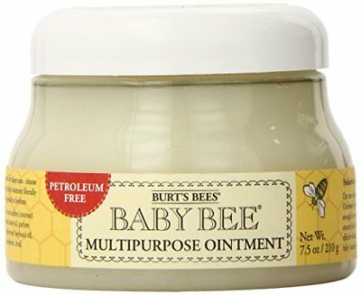 Burt's Bees Baby 100% Natural Multipurpose Ointment, 7.5 Ounces (Packaging May
