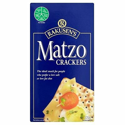 Rakusen's Traditional Matzos (300g)