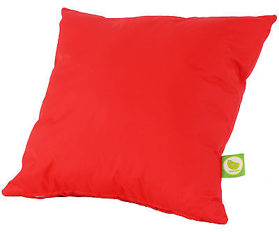 Waterproof Outdoor Garden Furniture Seat Bench Cushion Filled with Pad - Red