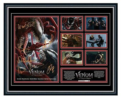 Raiders Of The Lost Ark Cast Signed Limited Edition Framed Memorabilia