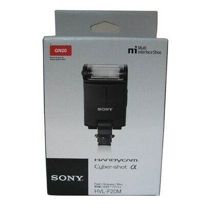 Sony HVL-F20M External Wireless Flash ( Black )