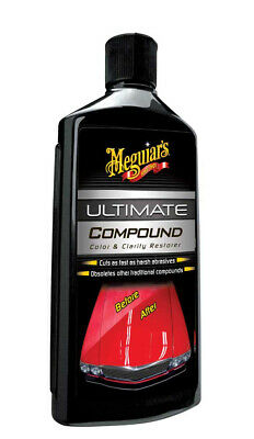 MEGUIAR´S Ultimate Compound 450ml Lackpoloitur Lackveriegelung Lackreinigung