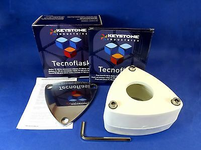 Dental Microwave Flask Muffle Plate Kit Tecnoflask Denture Lab Laboratory Mufla