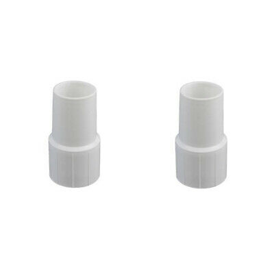 2 x Hose End Cuff Left Hand 38mm