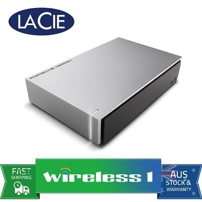 Brand New LaCie D2 3TB Thunderbolt 2 and USB 3.0 7200RPM Desktop Hard Drive
