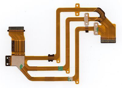 Sony HDR-HC5E HDR-HC7E HDR-HC9E LCD Screen Flex Cable Replacement Part NEW