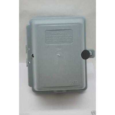 """NEW 9""""x6""""x3"""" OUTDOOR CABLETEK ENCLOSURE CASE UTILITY CABLE BOX New"""
