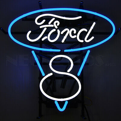 Flying A Gasoline neon sign Tidewater Petroleum Tydol Veedol  Gas Station oil
