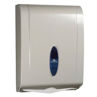 Georgia Pacific 56630/01 Combination C-Fold / Multifold Paper Towel Dispenser,