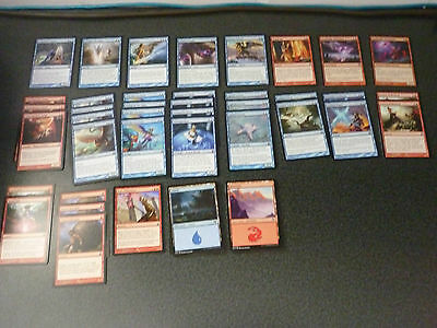 MtG Magic the Gathering Scry Deck