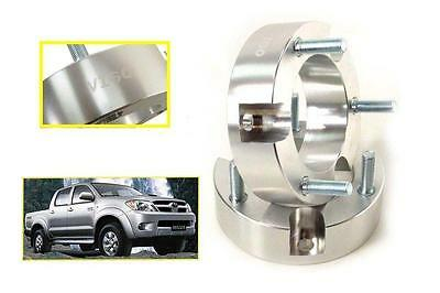 "FRONT 2.5-2.8"" Aluminum Shock Spacer Lift Kit Coil Suspension 05++ Toyota Hilux"