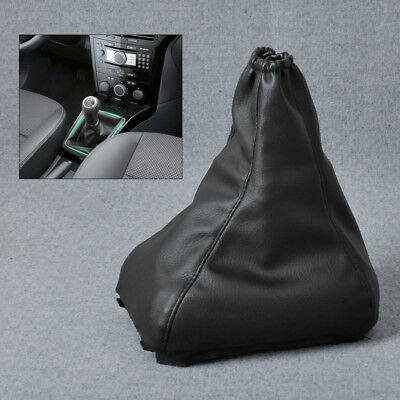 PU Leather Gear Boot Gaiter Shift Cover For Vauxhall Opel ASTRA MK5 H 2004- 2008