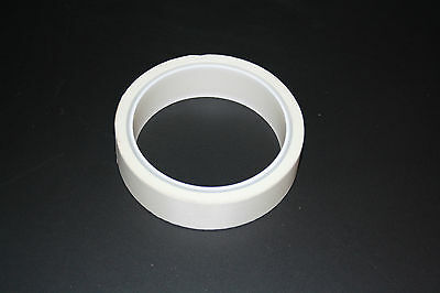 Stove Door Rope End Sealing Tape - White