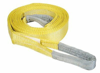 "Tow Strap - 2"" X 20' with Reinforced Eyes 15,000 pound capacity New"