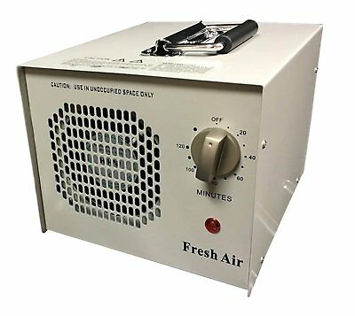 Air Purifier Hepa Carbon Ionic Ozone Generator Cleaner Uv-C Remote Cleaner New