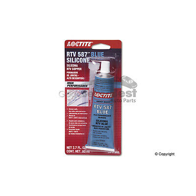 New Loctite RTV 587 Blue High Performance Silicone 37465