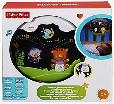Fisher-Price Shooting Stars Glow Soother New