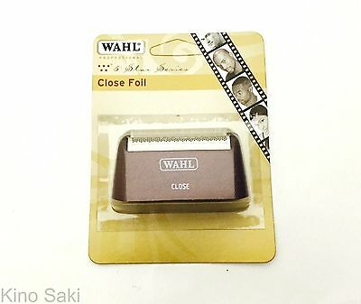 Wahl Professional 5 Star Shaver Series Replacement Close Foil Bump Free
